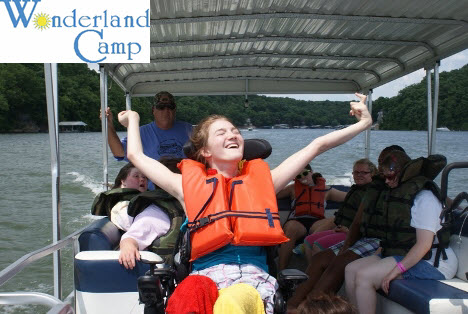 August Partner Spotlight:  Wonderland Camp